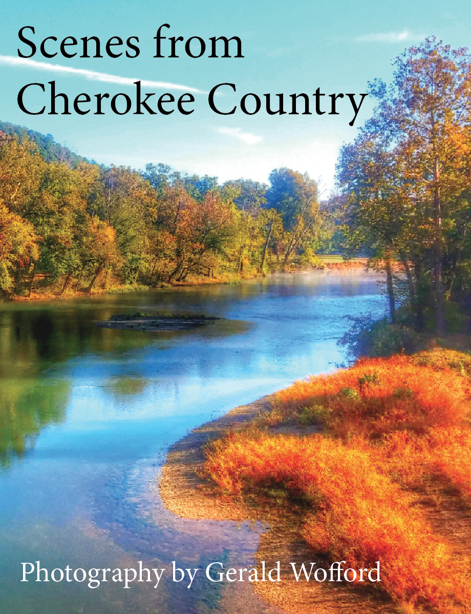 Cherkee Country Cover